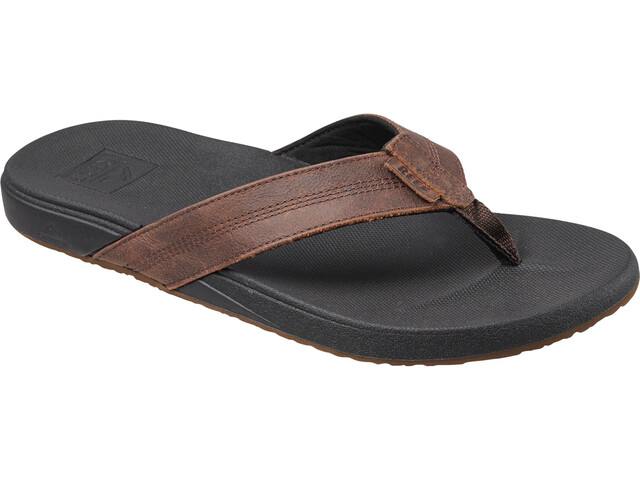 Reef Cushion Bounce Phantom LE Sandalias Hombre, black/brown